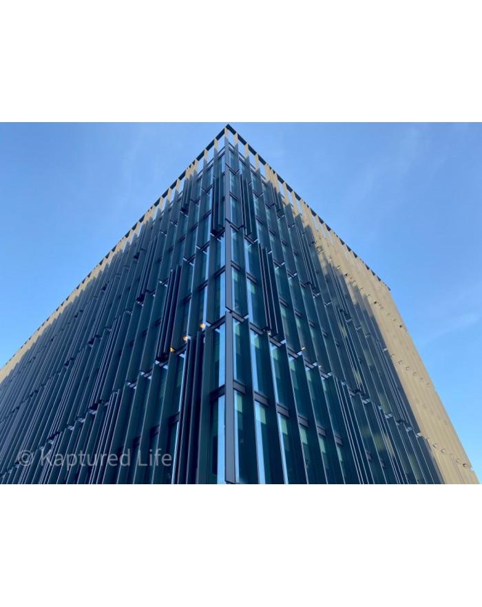 Geometric office