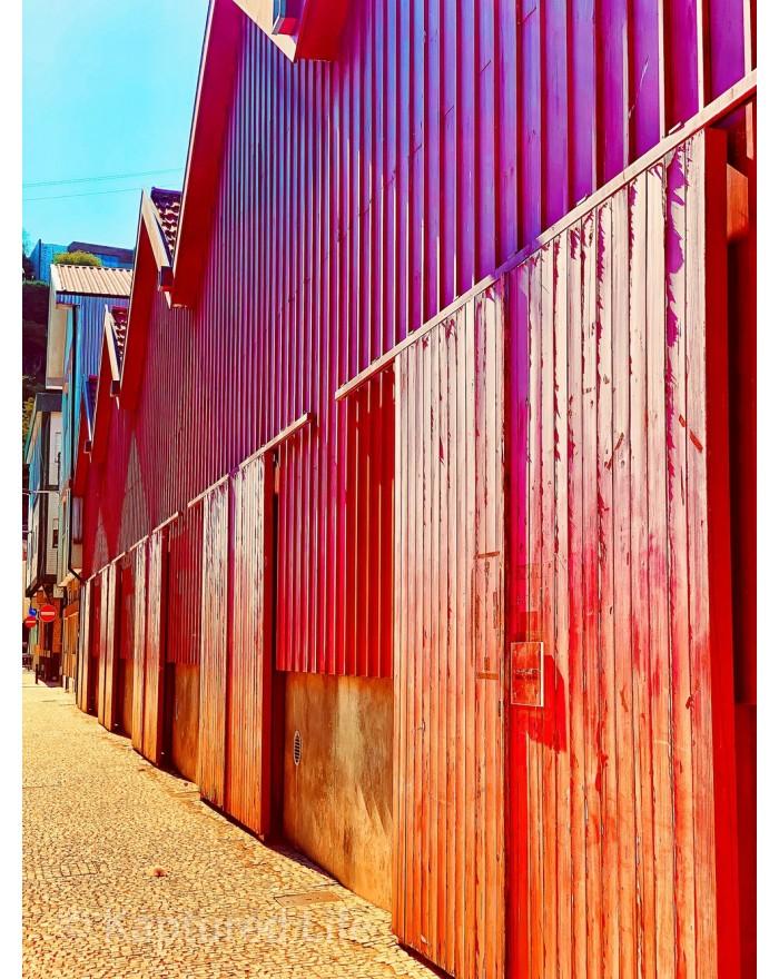 Yellowish Warehouse