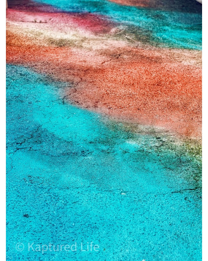 Rainbow Floor II