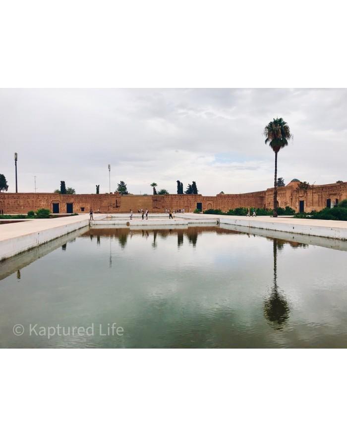 Morocco Mirror