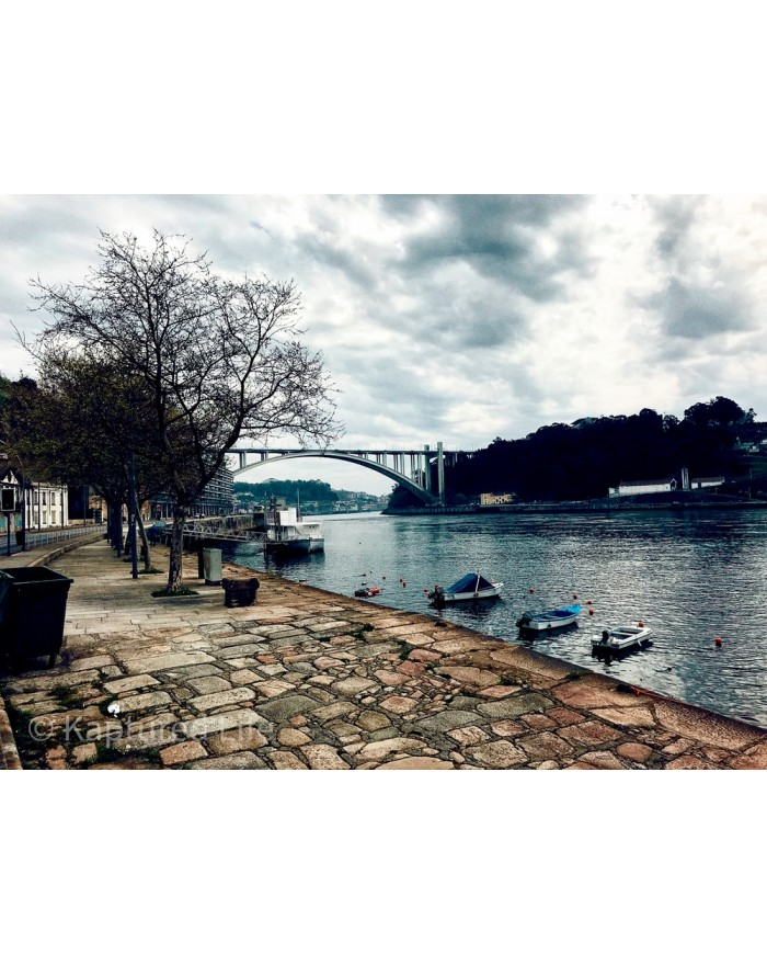 Oporto Morning Walk
