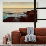 Mar da Zambujeira _ 🌊 Our #diasec photographies are ready to hang in any place you choose, and this one specially to help you remembering and feel the immensity of the sea, its energy and never ending view!  #digigraphie #photographyart #kapturedlife #artphotography #digitalphotography #readytohang #museumquality #fineartprints #seaphotography #zambujeiradomar #decoração #interiorismo #homedecor #sunsetphotography